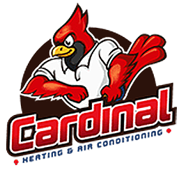 Cardinal Heating & Air Conditioning logo